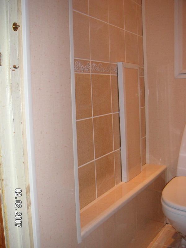 Картинки ремонта туалета